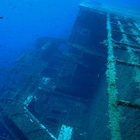 Zenobia, Mediterranean Sea, Cyprus